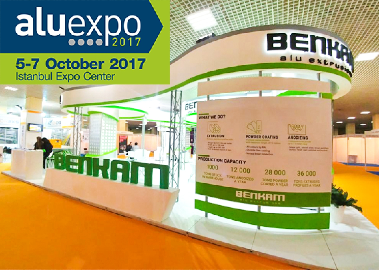 The 5-th International Exhibition ALUEXPO2017